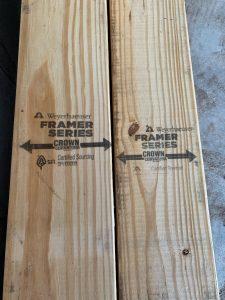 Framer Series lumber